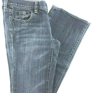 J. Crew Ultra Low Bootcut Jeans Size 27 AS30